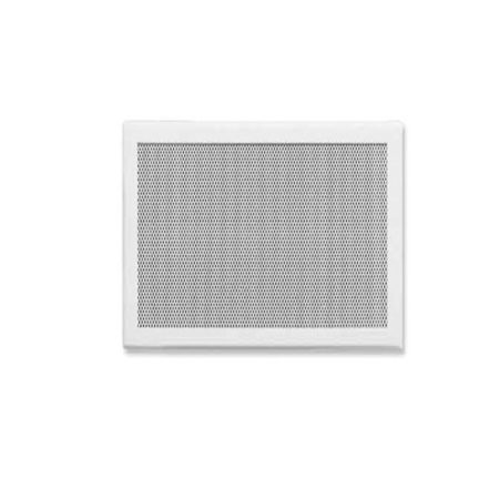 Rejilla simple M-D 20X35 blanca