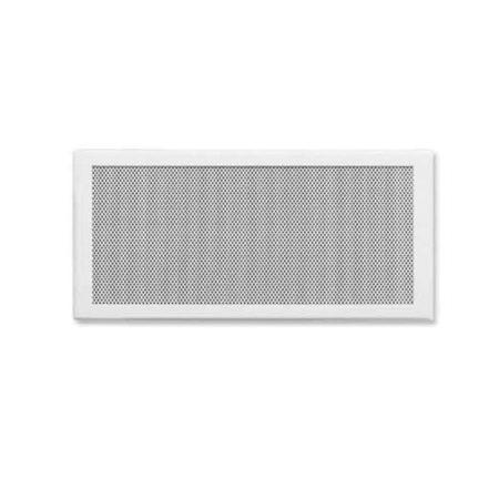 Rejilla simple M-D 15X45 blanca