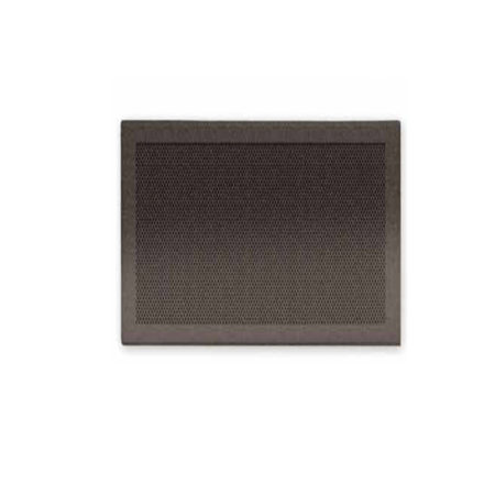 Rejilla simple M-D 20X35 gris