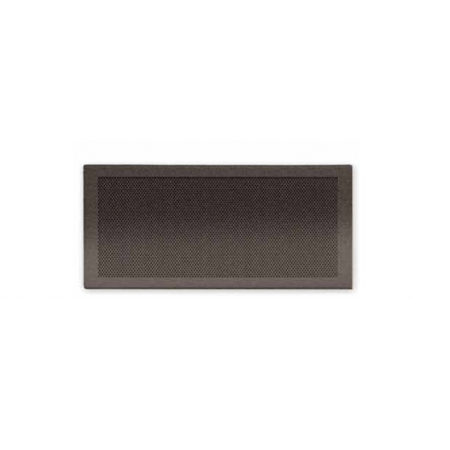 Rejilla simple M-D 8x20 gris