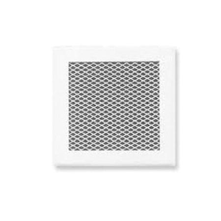 Rejilla simple M-D 20X20 blanca